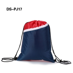 Assorted Colors Drawstring Bag