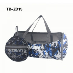 Camouflage Travel Bag