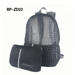 Foldable Mesh Backpack